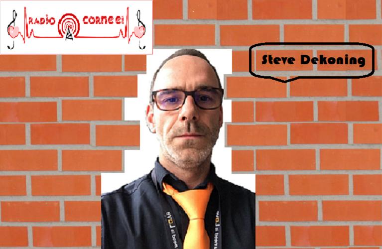15. Steve Dekoning